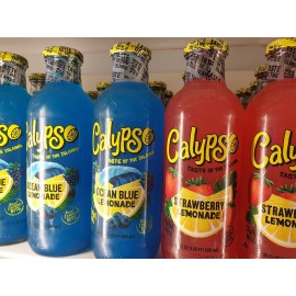 Calypso Fruit Juices Flavours