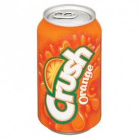 crush soft drink