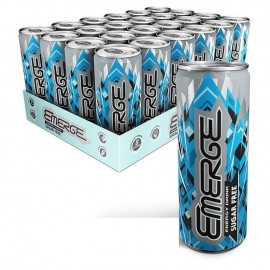 Emerge Cans Sugar Free Energy Drink Multipack 24 X 250mla